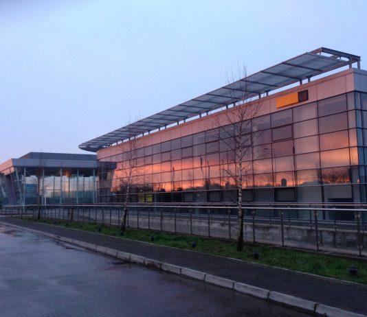 Finning's new facility in Dublin