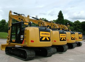 Hewden equipment