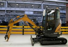 Mini Excavator Production Line