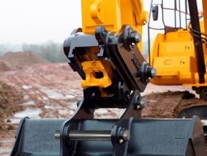 JCB Quick Hitch