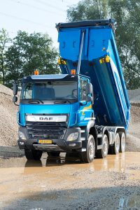 DAF's CF and XF Offers More Payloads and Better Fuel Efficiency